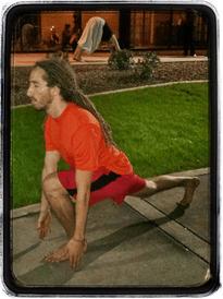 Kevon.me | no yoga mat