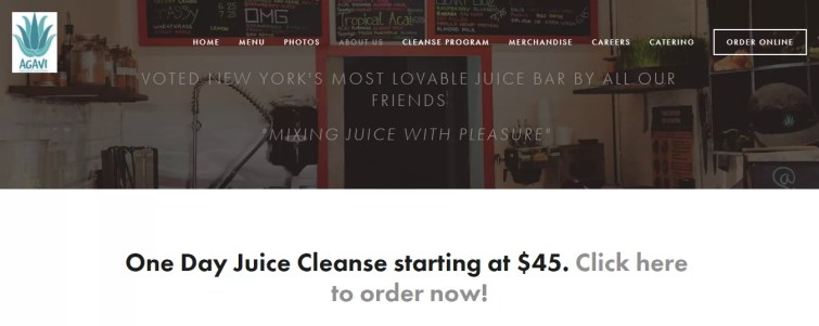 5 Best Juice Bars in New York