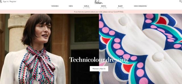 Boden USA - women's clothing online