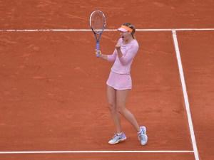 Maria Sharapova (© FFT)
