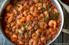 Everydaydishes Dot Com one-pan-creole-shrimp-everydaydishes_com-H-740x486