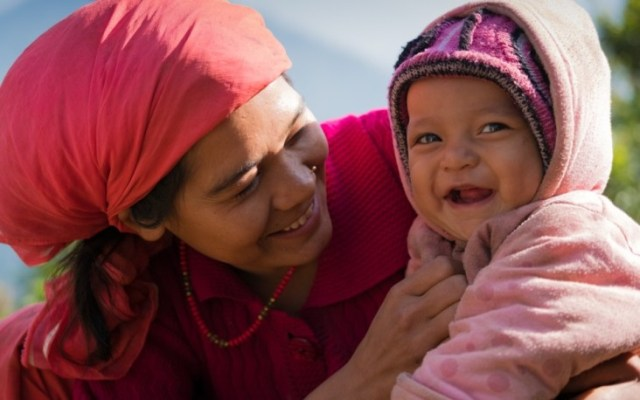Photo - US Aid - Nepal-Maternal-Child-Health_web