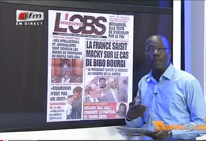 revue de presse mamadou-mouhamed-ndiaye