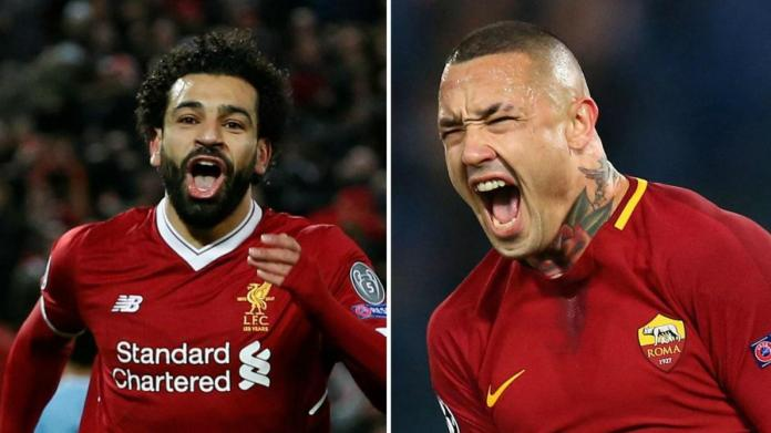 Demif-finales Aller - Champions League : Liverpool vs As Roma