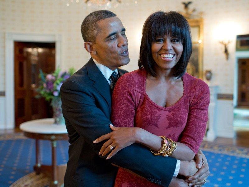 Pour l'anniversaire de Michelle, Barack Obama poste une photo vintage