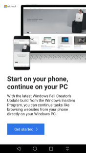 Microsoft Apps for Windows 10 PC Linking1