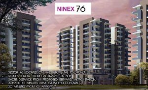 Ninex Sector 76 Gurgaon property in ncr