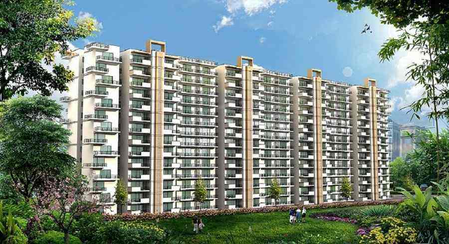 Suncity Avenue 76 2 bhk flats at an affordable cost