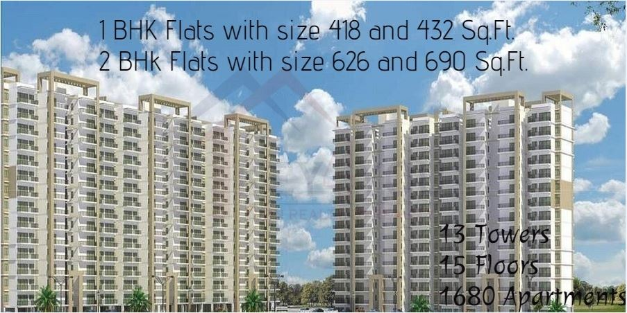 Shree Vardhman Green Court- Affordable Housing Sector 90 Gurugram
