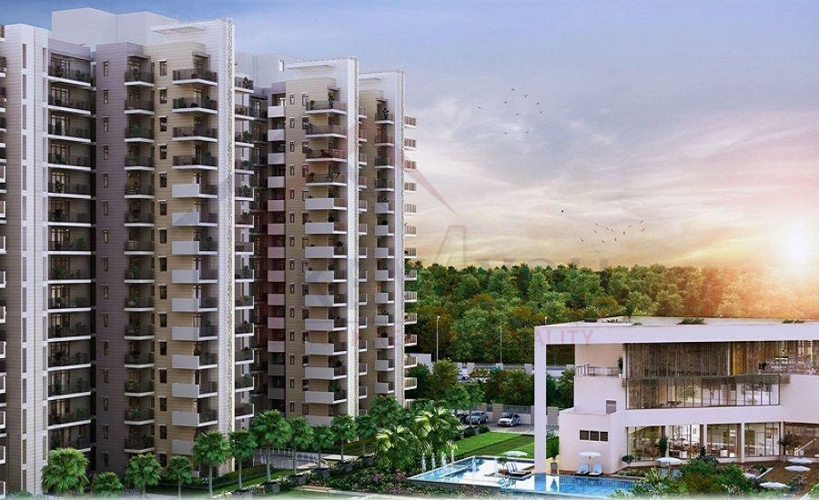 Godrej Nature Plus Sector 33 on Sohna Road Gurugram