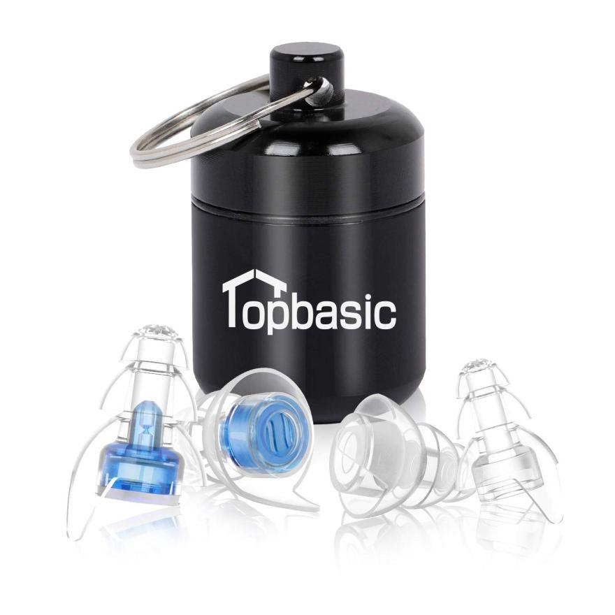 Topbasiの耳栓