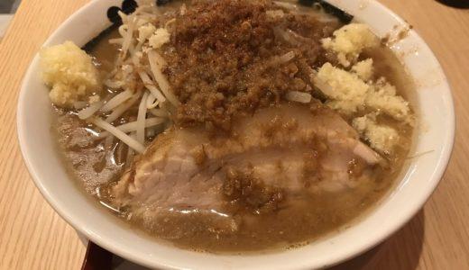【二郎系探訪その4】ラーメンブタヒロ(国分寺)【レビュー】