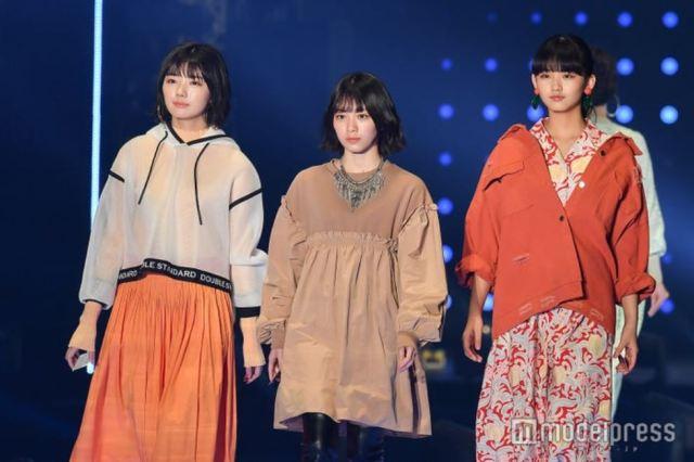 『TGC 2020S/S』に欅坂46の2期生が初登場!最新の春夏ファッションをチェック!