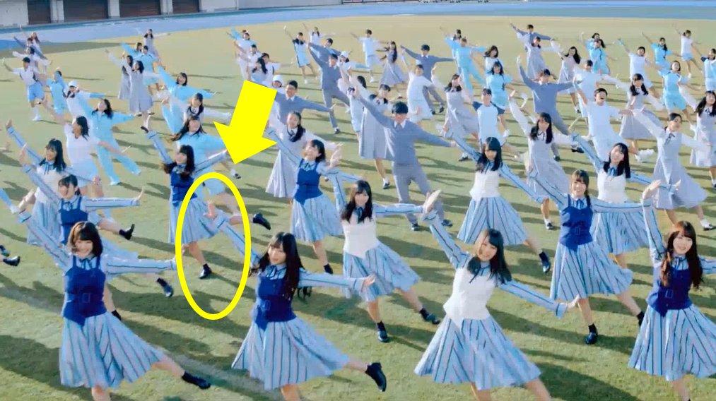 日向坂: 日向坂46『キュン』MVでポジションが1つ空いているのですが