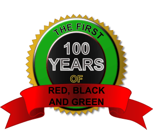 Celebrating the first 100 years of Red, Black and Green