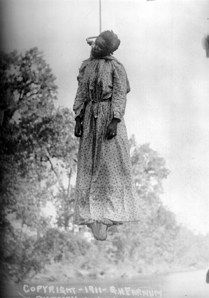 WOMEN'S HISTORY MONTH: THE LYNCHING OF AFRICAN AMERICAN WOMEN