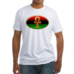 The Shield of Audacious Power is a Red, Black and Green symbol of the power of the Human Spirit. $22.99 Get your Shield of Audacious Power at //www.cafepress.com/keyamsha