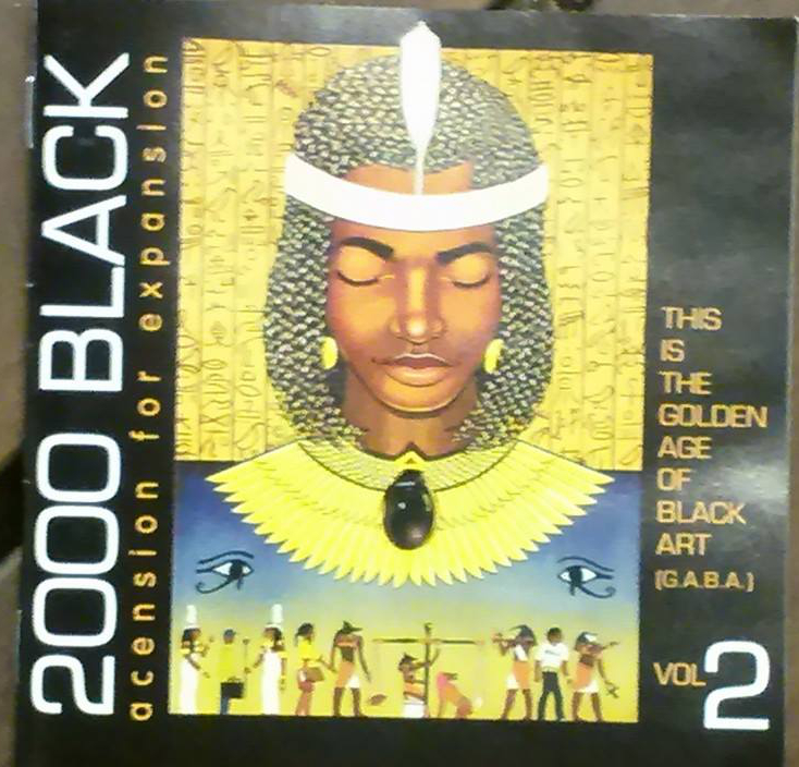 2000 Black Ascension for Expansion---the golden age of black art