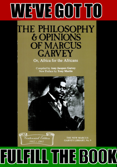 WE'VE GOT TO FULFILL THE BOOK w border Malcolm, Marcus, Marley and Martin