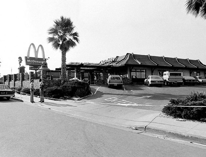 Los McDonalds (Foto: Fotos PA)