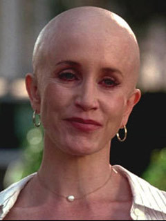 SEE VIDEO Felicity Huffman Goes Bald CelebsNow