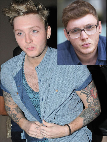 X Factors James Arthurs Shock Makeover Is Not Sexy