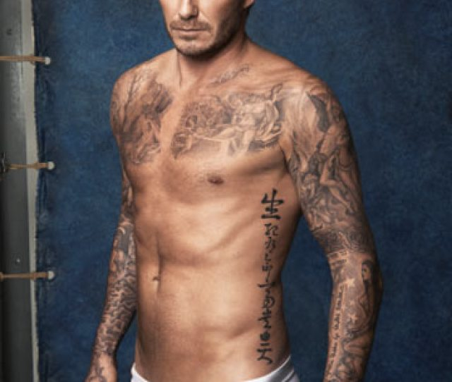 Revealed The Male Celebrities Affected By The Nude Photos Leaked Online And Its Not David Beckham