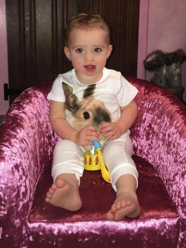 9 Times Katie Prices Daughter Bunny Was As Cute As The
