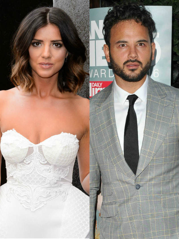 Lucy Mecklenburgh And Ryan Thomas Fuel Romance Rumours On