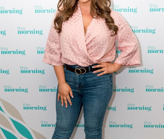 But Vowing To Drop Four Stone And Get In Shape Chanelle Added She Was Determined To Lose Weight And Become A Healthier Mum For Kids Blakely And Frankie
