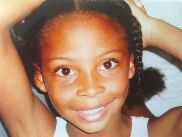 Love Island Samira Mighty as a kid