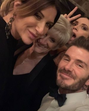 REVEALED! Inside the Beckham's £30,000 New Year's Eve Party - Styleupnow