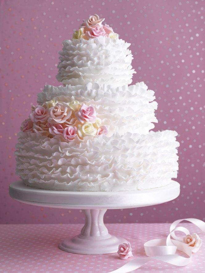Image Of Simple Birthday Cake Decoration