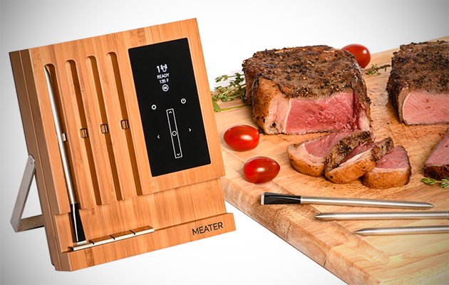 The Meater Smart Meat Thermometer Is Your Ideal BBQ Sidekick