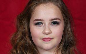 Emmerdale star Isobel Steele, who plays Liv Flaherty