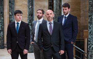 Hollyoaks, Ollie Morgan, Brody Hudson, Buster Smith, Damon Kinsella