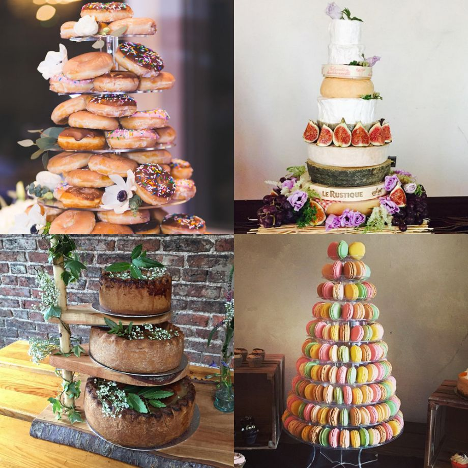 9 Unique Wedding Cakes To Wow Your Guests Unique wedding cakes