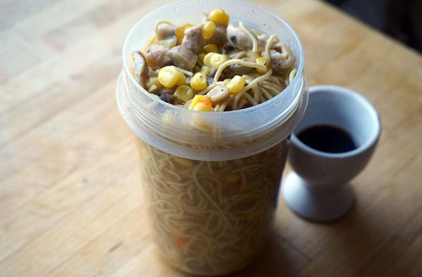 Homemade Pot Noodle Recipe Goodtoknow