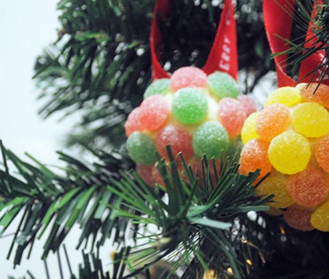 Sweetie Bauble Decorations Recipe