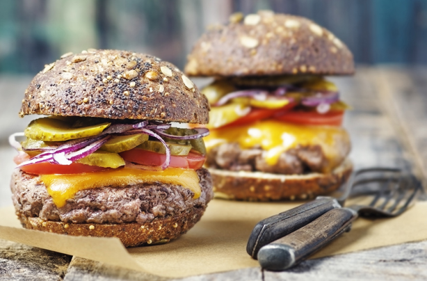 Homemade Burgers Recipe Goodtoknow