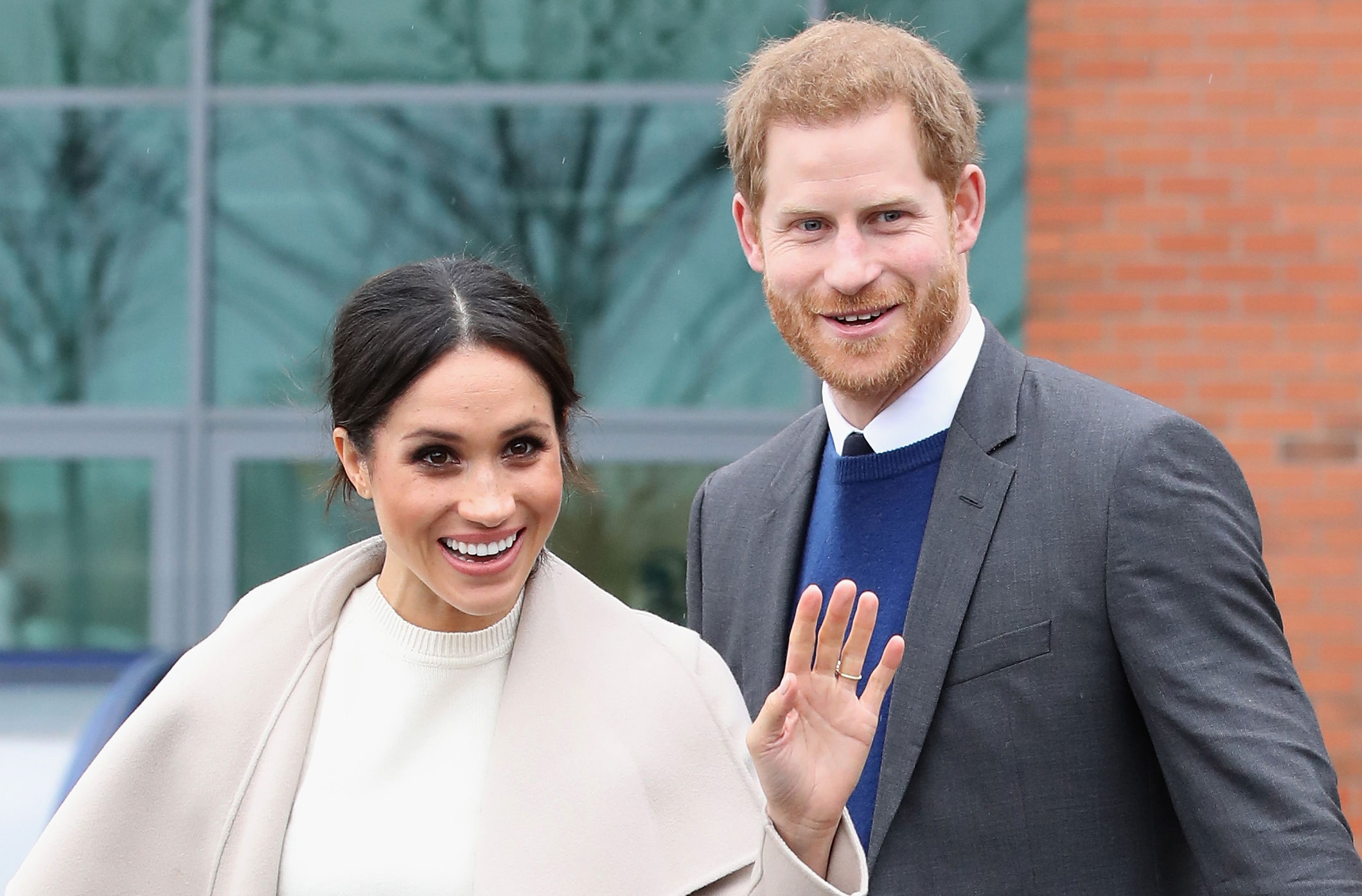 Meghan Markle Pregnant Meghan And Prince Harry Expecting