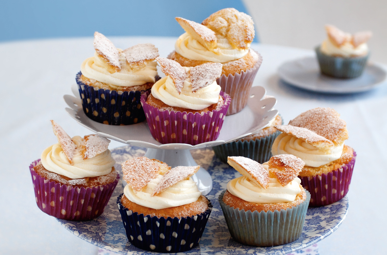 Rachel Allen's Fairy Cakes