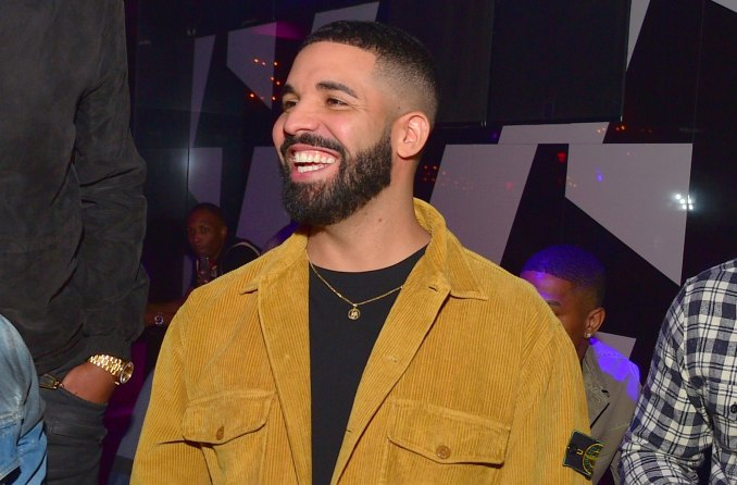 'I ended up as a co-parent' Drake confirms he has a secret