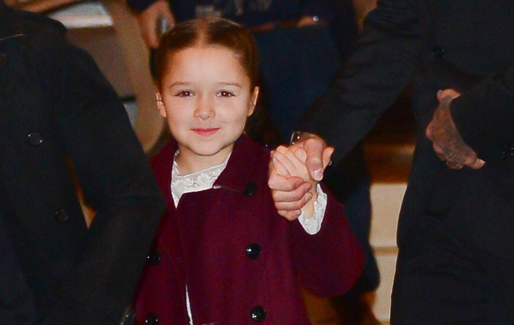 Harper Beckham Enjoyed A Lavish Birthday Party But Her