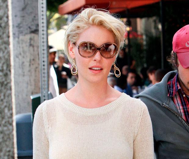 Celebrity Hair Latest Katherine Heigls Got A Hot New