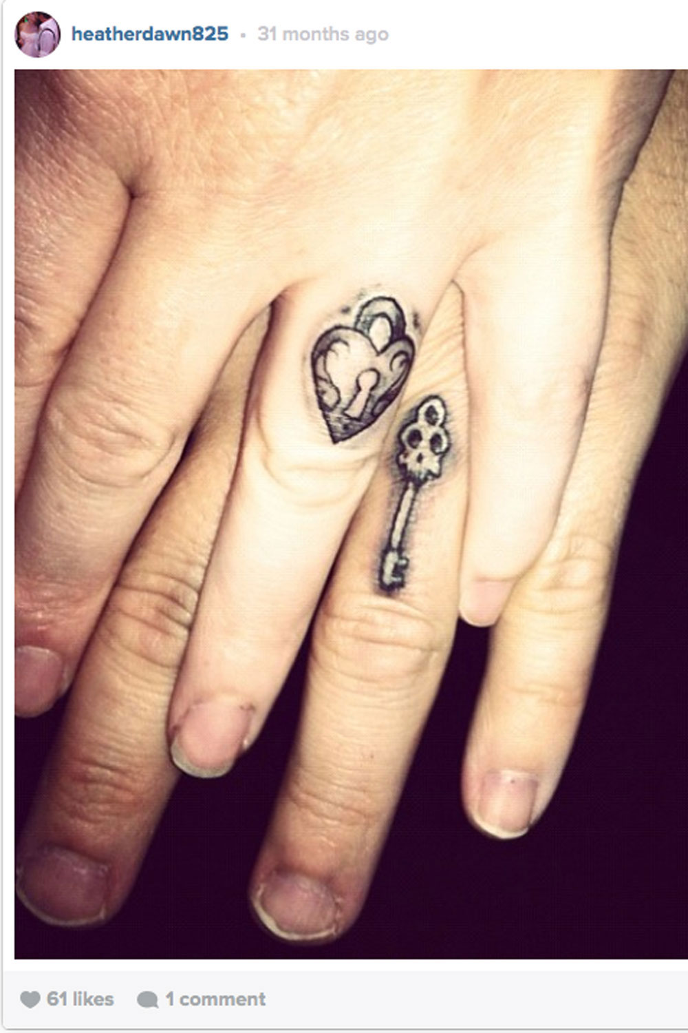 14 Seriously Cool Wedding Ring Tattoo Ideas Look
