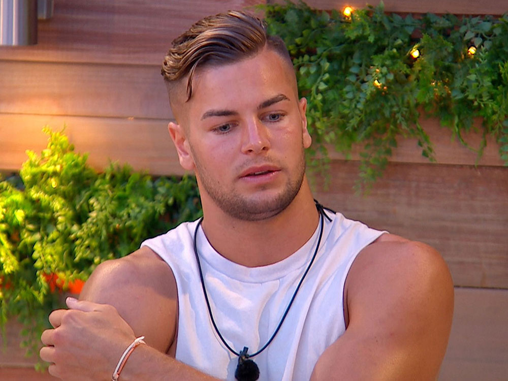 Love Islands Chris Hughes Reveals His Battle With Anxiety