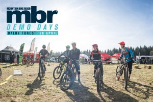 Dalby Forest MBR Demo Day