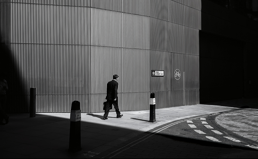 Four top tips for high contrast street photography
