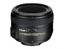 Nikon-50mm-f1.4